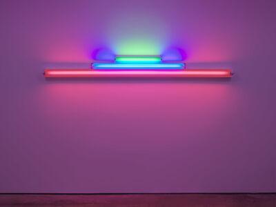 Dan Flavin, 'untitled (in memory of Josef Albers) 2', 1977