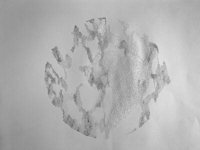 Safaa Erruas, 'Ink On Paper 5', 2019-2020
