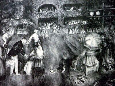 George Bellows, 'Tennis Tournament', Unknown