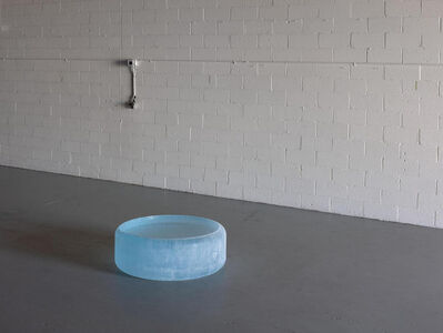 """Roni Horn, 'Untitled (""""The disturbed Emperors made a tremendous row, … )', 2014-2016"""