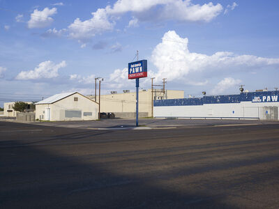 Miro Minarovych, 'Pawn Shop / Odessa / Texas #1', 2013