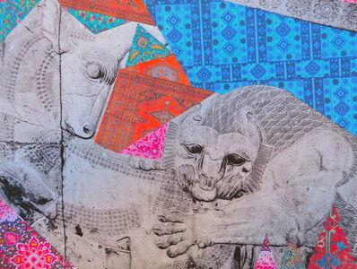 Sassan Behnam-Bakhtiar, 'Persepolis', 2014