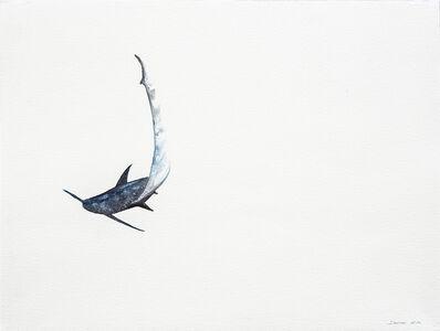 Dalton Portella, 'Blue Left', 2016