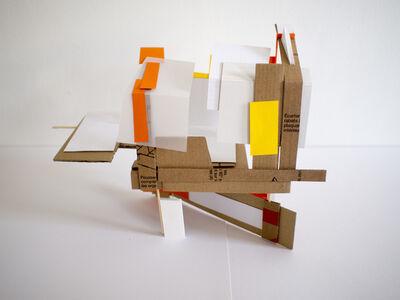 Zheng Mengzhi, 'Maquette abandonnée no. 17', 2017
