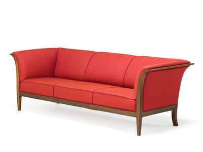 Frits Henningsen, 'Three-seat sofa, Denmark', 1940s