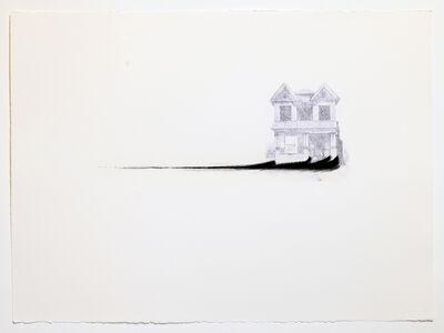 José Yaque, 'Detroit House 3', 2017