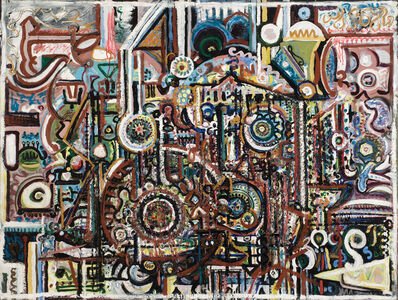 Richard Pousette-Dart, 'Untitled', 1944