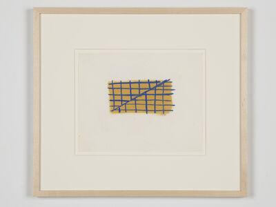 Jeremy Moon, 'Drawing [68]', 1968