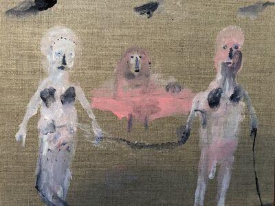 George Raftopoulos, 'Underworld', 2018