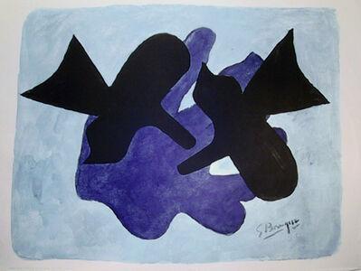 Georges Braque, 'Astra et l'Oiseau', circa 1980