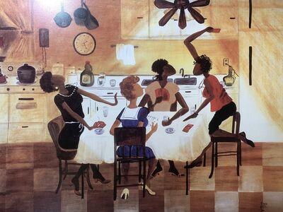 Annie Frances Lee, 'Six-No-Uptown', 1985