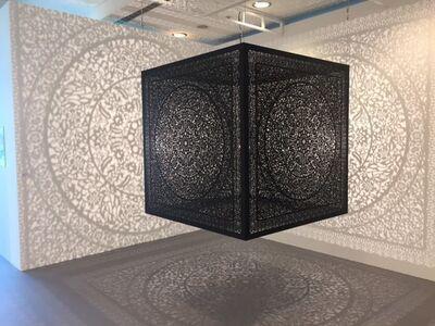 Anila Quayyum Agha, 'All the Flowers are for Me', 2015