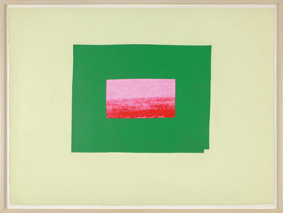 Howard Hodgkin, 'Indian Views', 1971