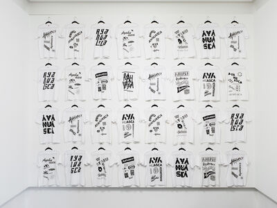 Adriano Costa, 'Novos Contemporâneos / New Contemporaries – tea time', 2015