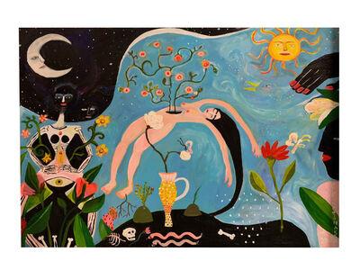 Elena Stonaker, 'Bones Become Flowers', 2018