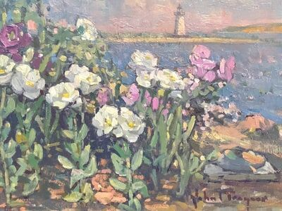 John C. Traynor, 'Flowers by the Bay', 2019