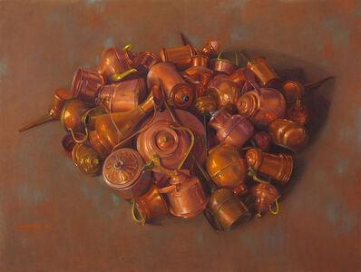 Janet Monafo, 'Copper Cluster', 2008