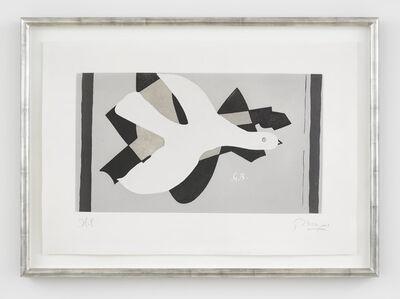 Georges Braque, 'L'oiseau et son ombre III', 1961
