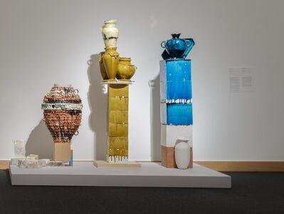 Nicole Cherubini, 'Installation shot (l to r): Nestoris II, Althean, Stella'