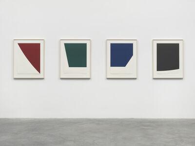 Ellsworth Kelly, 'Mallarmé Suite', 1992