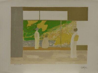 Bernard Cathelin, 'Villa Imperiale de Katsura', 1974
