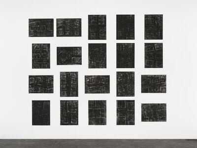 Iñaki Bonillas, 'Escritura Nocturna', 2015