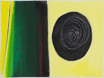 Wilhelmina Barns-Graham, 'Untitled (white spiral)', 1999