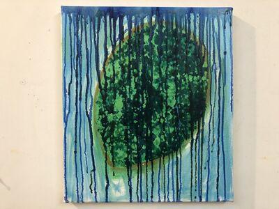 Mieko Asada, 'Little Rainforest Island', 2014