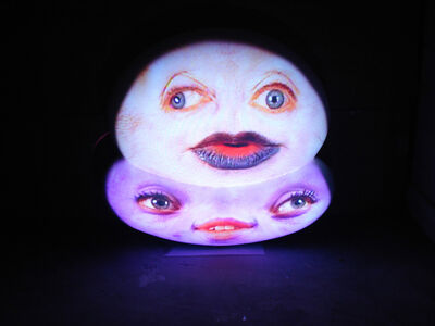 Tony Oursler, 'Blue You', 2006