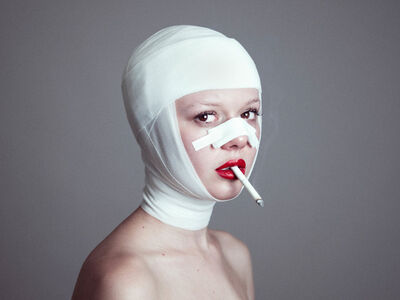 Tyler Shields, 'Post Op', 2017