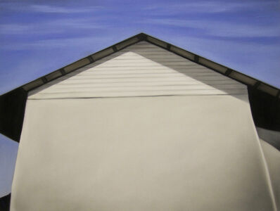 Margaret nes, 'Ojo Sarco Back Wall Roof 18-20', 2018