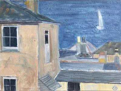 Leonard McComb R.A., 'Sea view', 2001