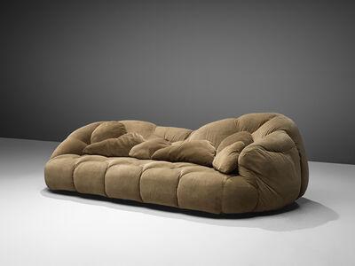Howard Keith, ''Cloud' Sofa in Cedar Brown', 1970s