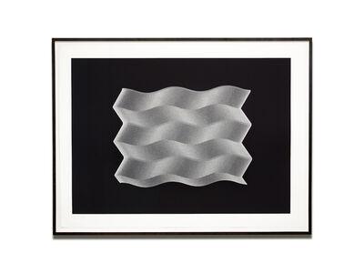 Woody Vasulka, 'Waveform Studies IX', 1977-2003