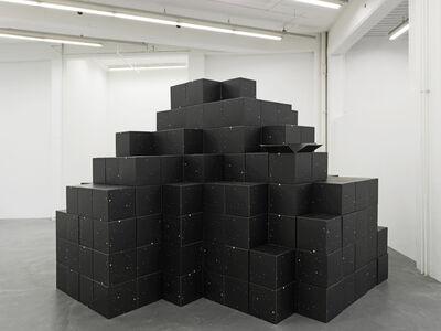 Alexander Gutke, 'folded into one', 2012