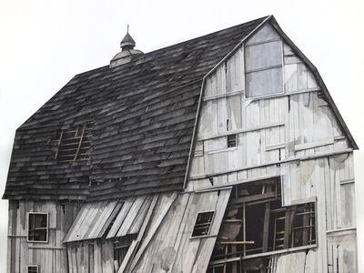 Seth Clark, 'Barn III', 2019
