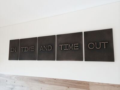 Kristinn E. Hrafnsson, 'In Time and Time Out', 2014