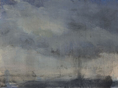Laura Adler, 'Storm Clouds, East River', 2011