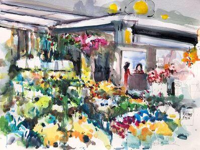 Daniel Clarke, 'Los Angeles Flower Market', 2021