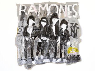 Luis Pérez Calvo, 'Ramones', 2017