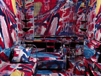 Jon Rafman, 'Dubuffet Dorm', 2014