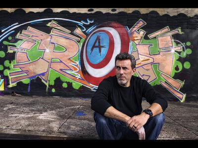 Søren Solkær, 'Crash (USA), The Bronx', 2012
