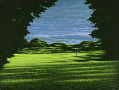 Daniele Fissore, 'Green', 2001
