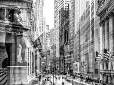 Nicolas Ruel, 'Wall Street (New York, USA)', 2014