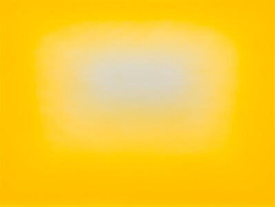 Anish Kapoor, 'Yellow Rising', 2018