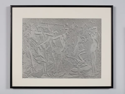 Raoul UBAC, 'Combat de Penthésilée', 1937