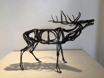 Wendy Klemperer, 'Calling Elk '