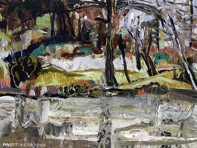 David Alexander, 'Kayola Spring Surface', 2019