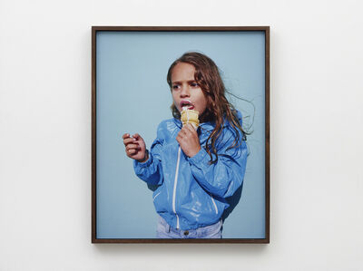 Ed Templeton, 'Evan Cassidy ice cream, HB 2013', 2019