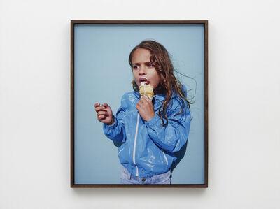 Ed Templeton, 'Evan Cassidy ice cream, HB 2013', 2019